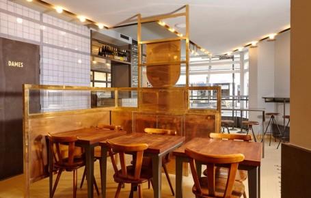 金色年华 咖啡厅
