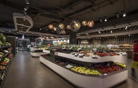 高端超市装修设计