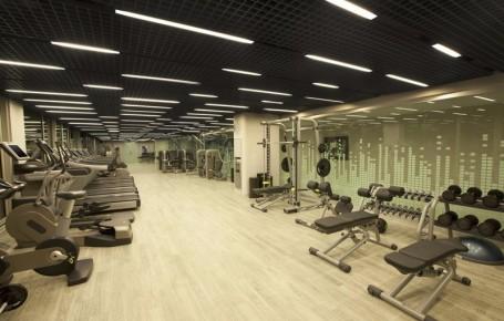 精美健身房