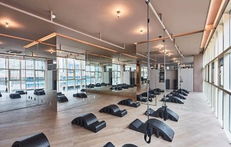 普拉提健身房