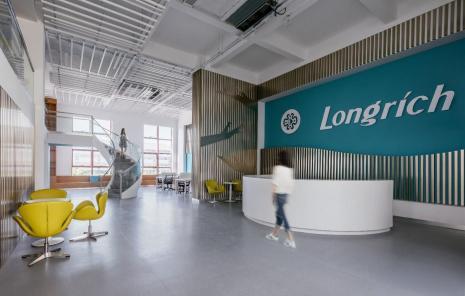 隆力奇办公室空间设计