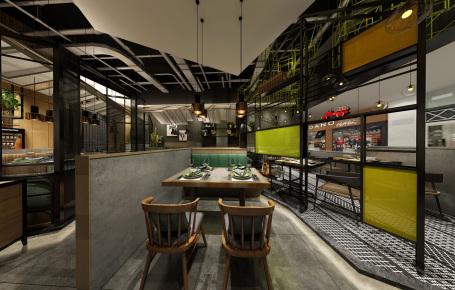 煮饭餐厅设计