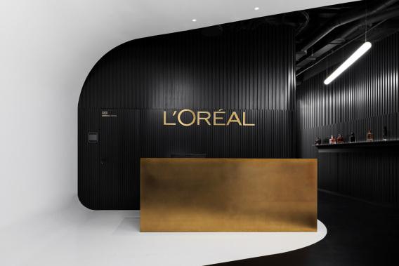 L'OREAL欧莱办公设计